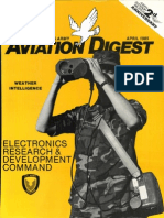 Army Aviation Digest - Apr 1985