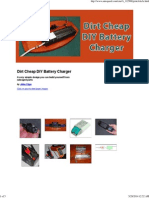 AutoSpeed - Dirt Cheap DIY Battery Charger
