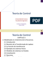 Teoria de Control Capítulo 2