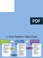 Cisco Systems Final