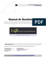 Manual Backbonejs