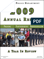Chicago 2009 Annal Crime Report