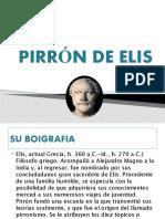 PIRRÓN DE ELIS