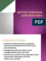 METODE-PEMISAHAN
