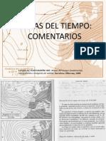 COMENTARIO MAPAS TIEMPO