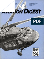Army Aviation Digest - Aug 1984