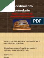 Procedimiento Formulario