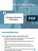 4Managing Marketing Information