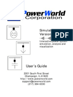 PowerWorld 13 Manual