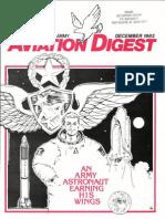 Army Aviation Digest - Dec 1983