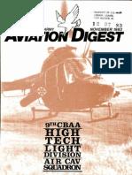 Army Aviation Digest - Nov 1983