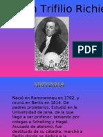 Juan Trifilio Richie
