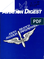 Army Aviation Digest - Aug 1983