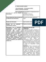 Ficha Etnografica