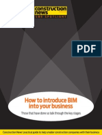 How to Introduce BIM
