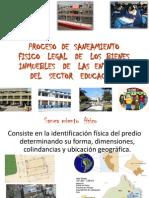 Exposicion Saneamiento Fisico Legal-1