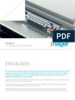 Guide to 17th Edition Consumer Units