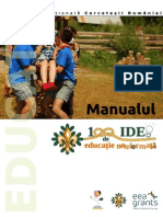 Manual 100 de Idei de Educatie Non Formala