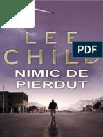 Lee Child Jack Reacher 012 Nimic de Pierdut