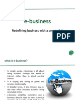E-business School Project