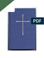 Libro de Oracion Comun - Episcopal