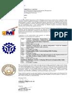 Letter of Invite for MRA Seminar Dr Aquino