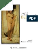 """Angelo Tonelli-""""Bellezza è Mistero""""- tratto da """"Chi ha paura della Bellezza?"""", Arcipelago Edizioni, Milano 2010, a cura di Tomaso Kemeny"""