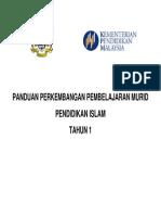 Pppm Pendidikan Islam Tahun1