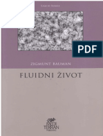 Zygmunt Bauman - Fluidni Zivot