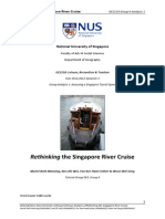 Rethinking the Singapore River Cruise