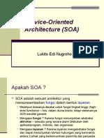 ES Service Oriented Architecture