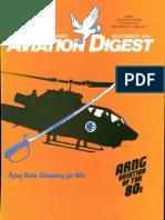 Army Aviation Digest - Nov 1981