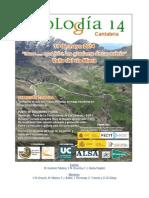 Guía Geolodía Cantabria 2014 vs JB