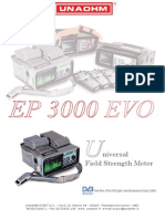Manual - Unaohm Ep3000evo_rev.1eng