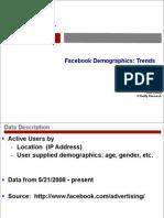 14567910 Facebook Demographics 2009[1]