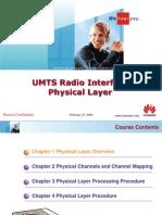 03 UMTS Radio Interface Physical Layer