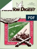 Army Aviation Digest - Mar 1981