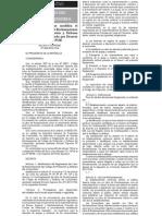 Decreto Supremo N° 006-2014-PCM