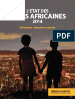 State of African Cities 2014 (French Language Version)