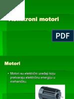 Kako Radi Asinkroni Motor