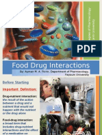 Food Drug Interaction
