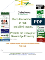 27th May,2014 Daily Global Rice E-Newsletter by Riceplus Magazine