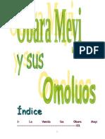 7- Obara Meyi y Sus Omoluos