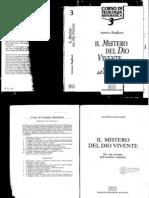 STAGLIANÒ, A - Il Mistero Del Dio Vivente