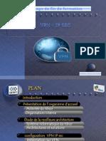 PFE VPN Ipsec