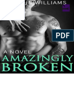Amazingly Broken by Jordin Williams