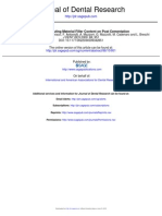 Influence of Luting Material Filler Content on Post Cementation