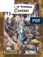 Tabletop Adventures - Bits of Darkness - Caverns