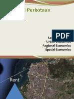 Hubungan antara Perekonomian dan Perkotaan