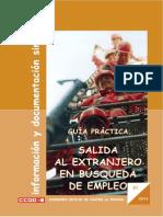 Guia Practica Salida Al Extranjero. Busqueda de Empleo.
